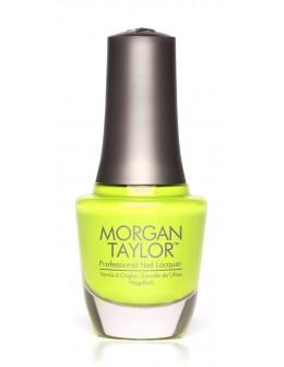 Lakier Morgan Taylor Neon Lights 15ml - Watt Yel-looking At?