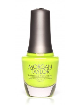 Morgan Taylor Nail Lacquer Neon Lights 0.5oz - Watt Yel-looking At?