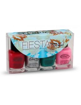 Color Club Fiesta Mini Collection no 1 - 4 pcs