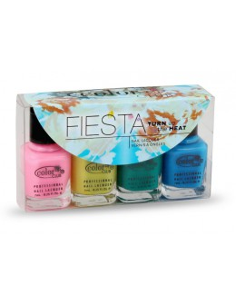 Color Club Fiesta Mini Collection no 2 - 4 pcs