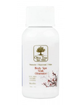 Mydełko Olive Tree Spa Clinic Body Spa Soak 30ml - Obsession