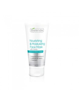 Bielenda Nourishing and Moisturising Mask with Caviar 175ml