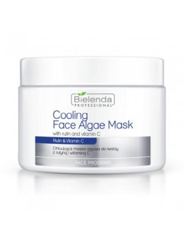 Bielenda Algae Face Mask 190g - Cooling with Rutin & Vitamin C