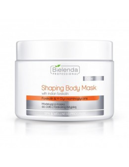 Bielenda Shaping Body Mask with Indian Forskolin 600g