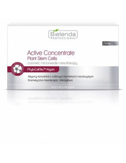 Bielenda MESO MED PROGRAM – Active concentrate with Plant Stem Cells 10 x 3ml