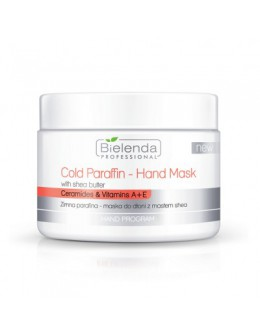 Bielenda Cold Paraffin - Hand Mask with sea butter 150g