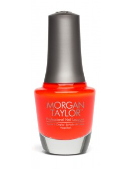 Lakier Morgan Taylor Halloween Collection 15ml - Orange Crush