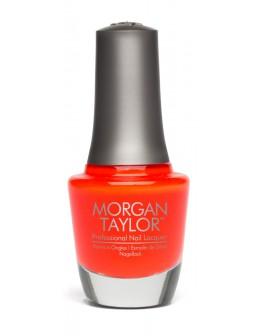 Morgan Taylor Nail Lacquer Halloween Collection 0.5oz - Orange Crush