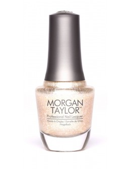Morgan Taylor Nail Lacquer Home For The Holidays Collection 0.5oz - Snow Place Like Home