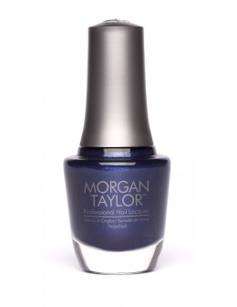 Morgan Taylor Nail Lacquer Home For The Holidays Collection 0.5oz - New Year, New Blue