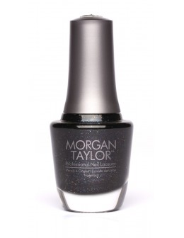 Morgan Taylor Nail Lacquer Home For The Holidays Collection 0.5oz - Midnight Randezvous