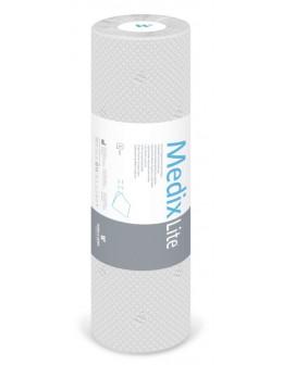Prześcieradło ochronne MedixLite 50m - białe