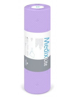 MedixLite Paper Roll 50m - purple