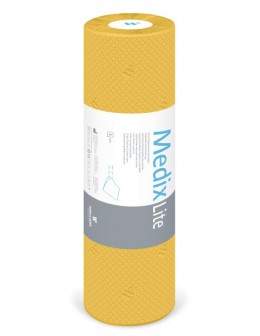 MedixLite Paper Roll 50m - yellow