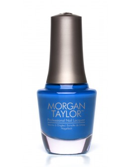 Morgan Taylor Nail Lacquer Neon Lights 0.5oz - Don't Touch Me, I'm Radioactive