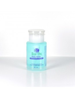 Christrio Wiping Solution Glass Jar with Pump 4oz.