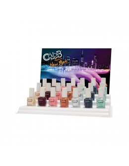 Color Club Nail Lacquer Made In New York Collection 21pcs (+21pcs refill)