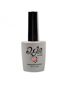 Żel Christrio Q Gloss Gel Polish 13ml - nr. 1