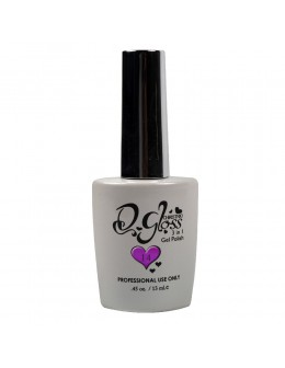 Żel Christrio Q Gloss Gel Polish 13ml - nr. 14