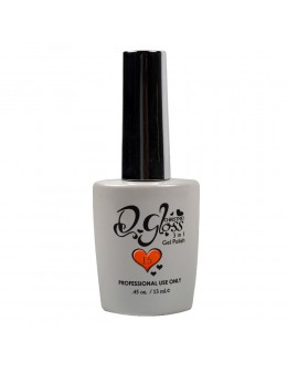 Żel Christrio Q Gloss Gel Polish 13ml - nr. 15