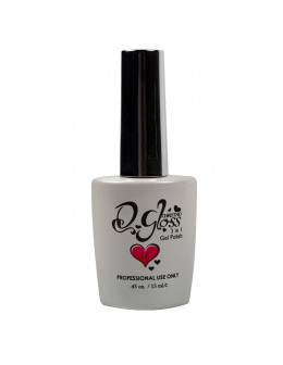 Żel Christrio Q Gloss Gel Polish 13ml - nr. 16