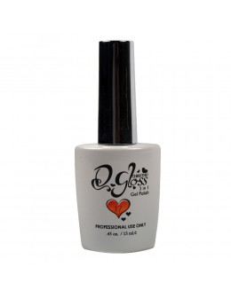 Żel Christrio Q Gloss Gel Polish 13ml - nr. 17