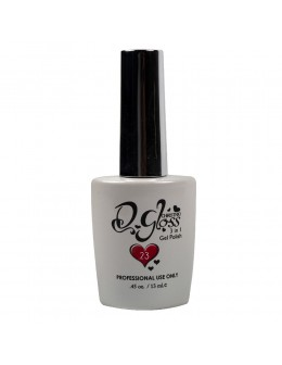 Żel Christrio Q Gloss Gel Polish 13ml - nr. 23