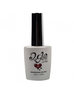 Żel Christrio Q Gloss Gel Polish 13ml - nr. 24
