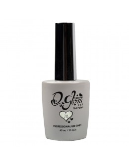 Żel Christrio Q Gloss Gel Polish 13ml - nr. 28