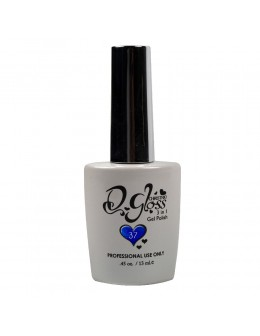 Żel Christrio Q Gloss Gel Polish 13ml - nr. 36