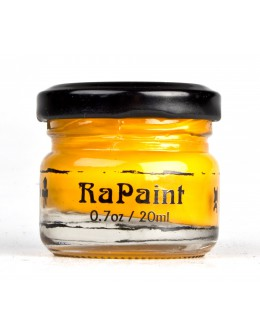 Farbka akrylowa RaNails RaPaint - R040 - Orange Yellow