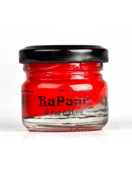 Farbka akrylowa RaNails RaPaint - R042 - Redness