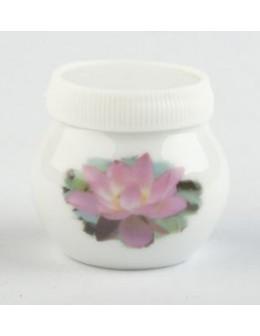 Naczynko porcelanowe - kwiat nr 3