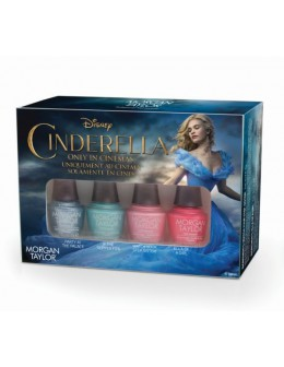 Morgan Taylor Nail Lacquer Mini Cinderella Collection Pack