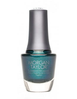 Morgan Taylor Nail Lacquer Midnight Masquerade Collection 0.5oz - Don't Rain on My Masquerade