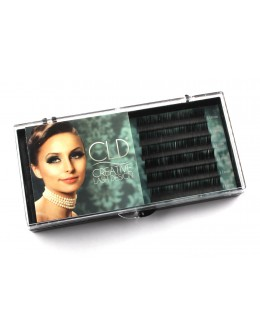"CLD Silk Lashes for thickening ""0,07"""