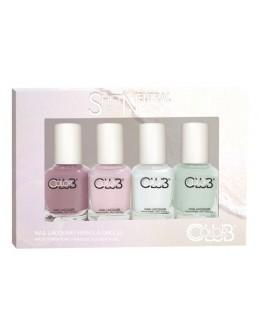 Color Club mini Shift Into Neutral Collection 4pcs.