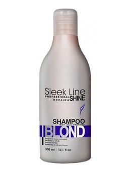 STAPIZ Sleek Line Hair Shampoo Blond 300ml