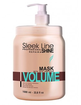 Maska do włosów STAPIZ Sleek Line Hair Mask Volume 1000ml