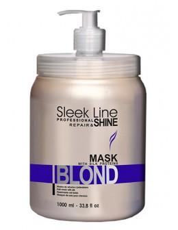 STAPIZ Sleek Line Hair Mask Blond 1000ml