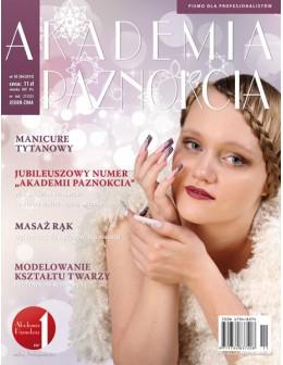 Pismo dla profesjonalistów Akademia Paznokcia nr 50 (04/2014)