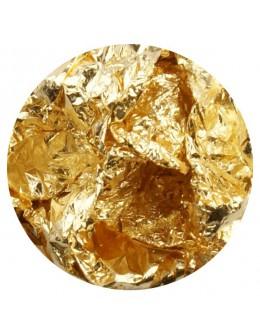 Pazłotko płatki - złote