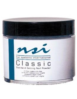 Puder akrylowy klasyczny NSI Acrylic classic powder - przezroczysty, poj. 50gr