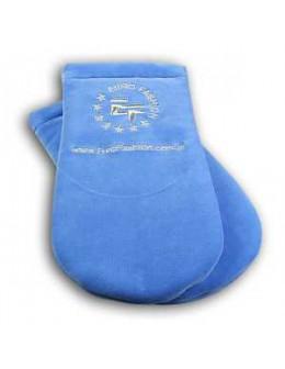 Rękawice ocieplane EF (para) - niebieskie