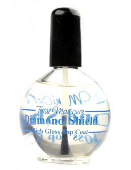 Utwardzacz Diamond Shield High Gloss Top Coat 75ml