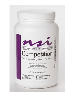 Puder akrylowy NSI Competition - Brilliant White biały 1kg