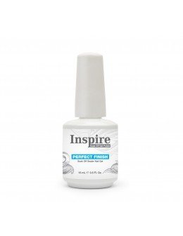 Żel Inspire Soak Off Gel Polish 15ml - Perfect Finish Top