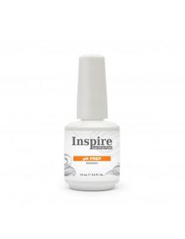 Inspire Soak Off Gel Polish 15ml - Dehydrator pH Prep