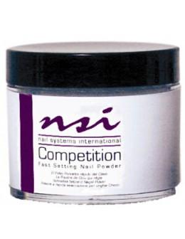 Puder akrylowy NSI Competition - Titanium White kredowo biały 236gr