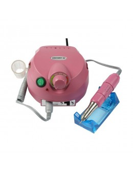Frezarka do manicure i pedicure Escort II - różowa